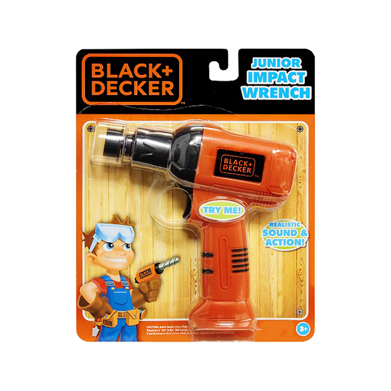 Black & Decker Junior Impact Wrench