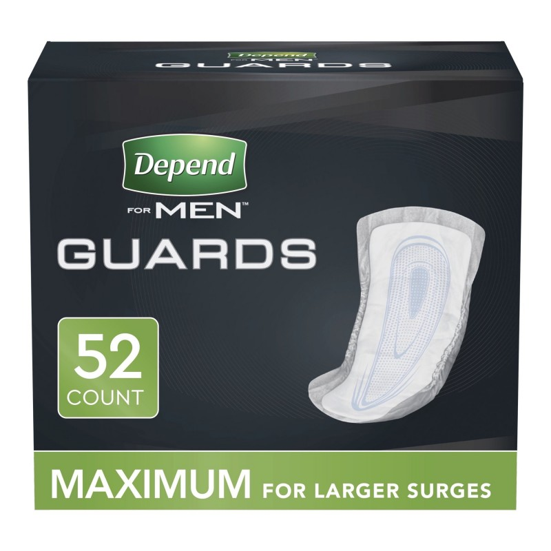 Depend Guards for Men - 52's