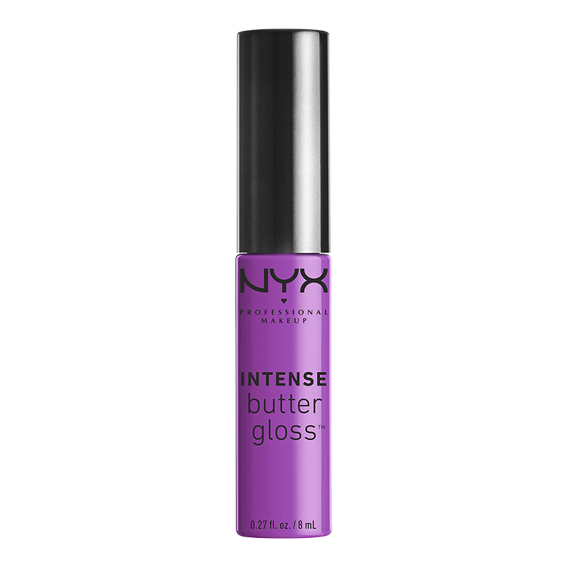 NYX Professional Makeup Intense Butter Gloss - Berry Strudel