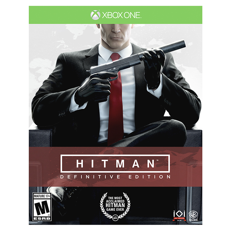 Xbox One Hitman: Definitive Edition