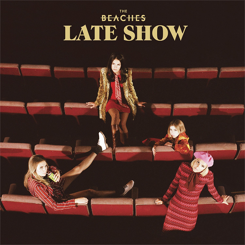 The Beaches - Late Show - CD