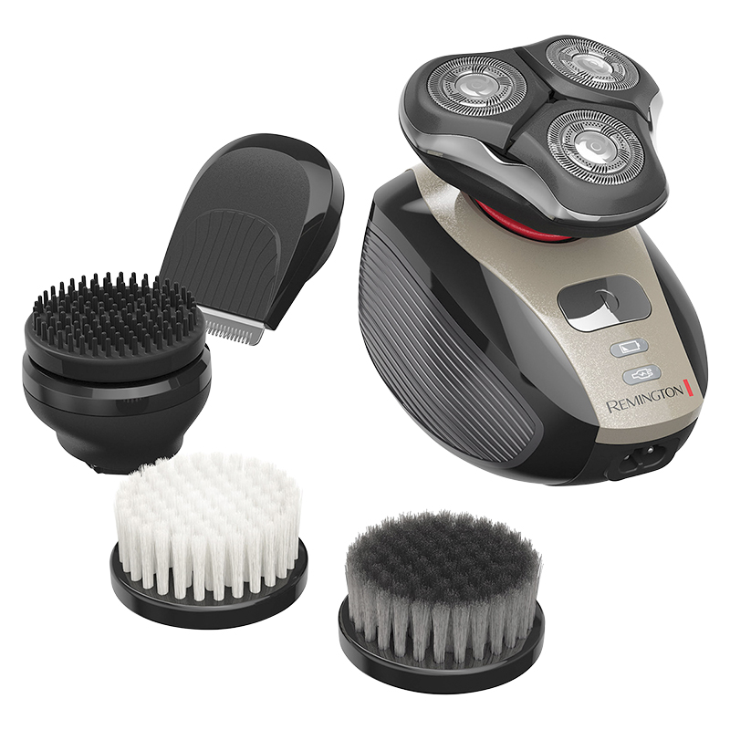 Remington Hyperflex Verso Rotary Shaver with 5 Attachments - XR1410BCDN