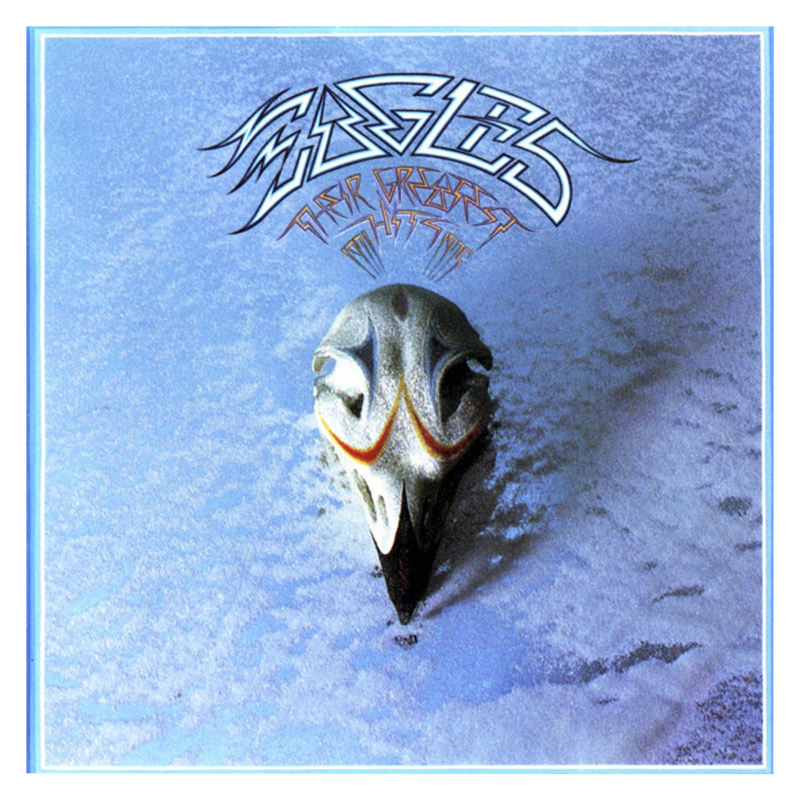 The Eagles - Their Greatest Hits: Volumes 1 and 2 - 2 CD