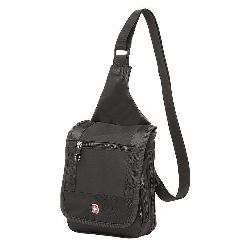 Swiss Gear Travel Boarding Sling - Black