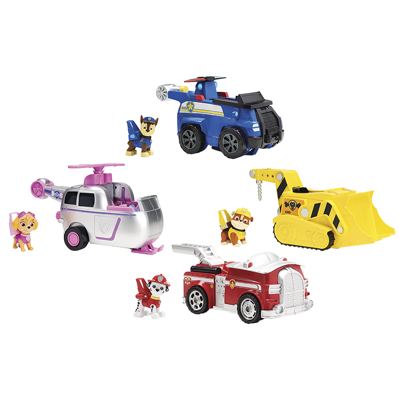 Paw Patrol Flip & Fly - Assorted