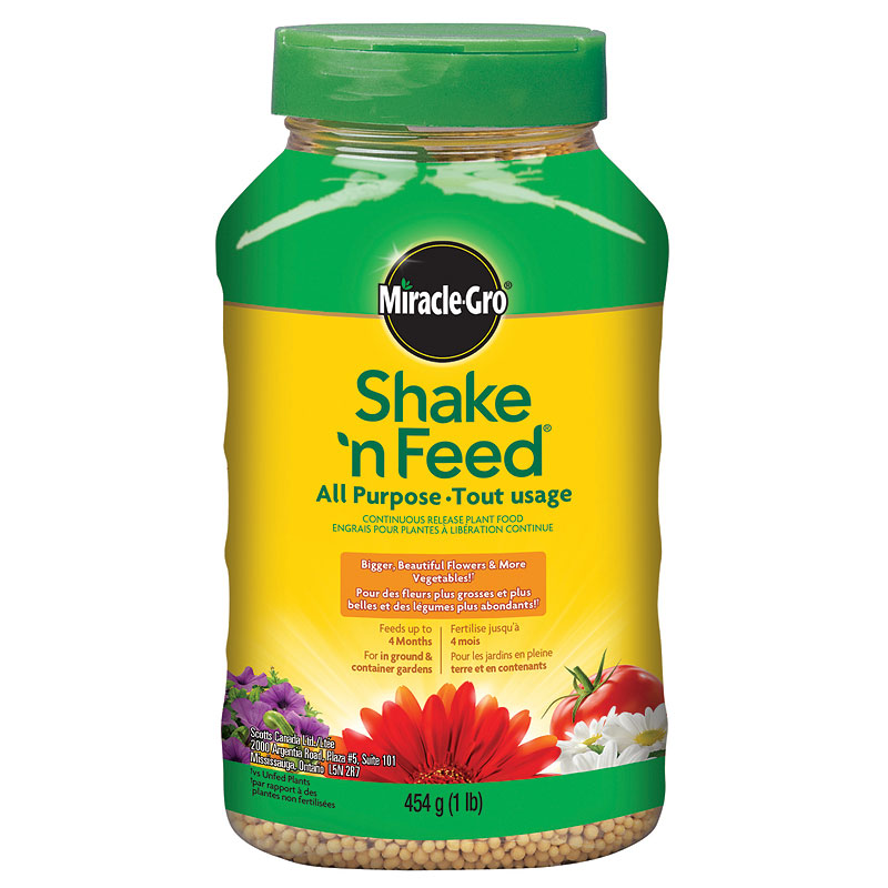 Miracle-Gro Shake 'N Feed All Purpose - 454g