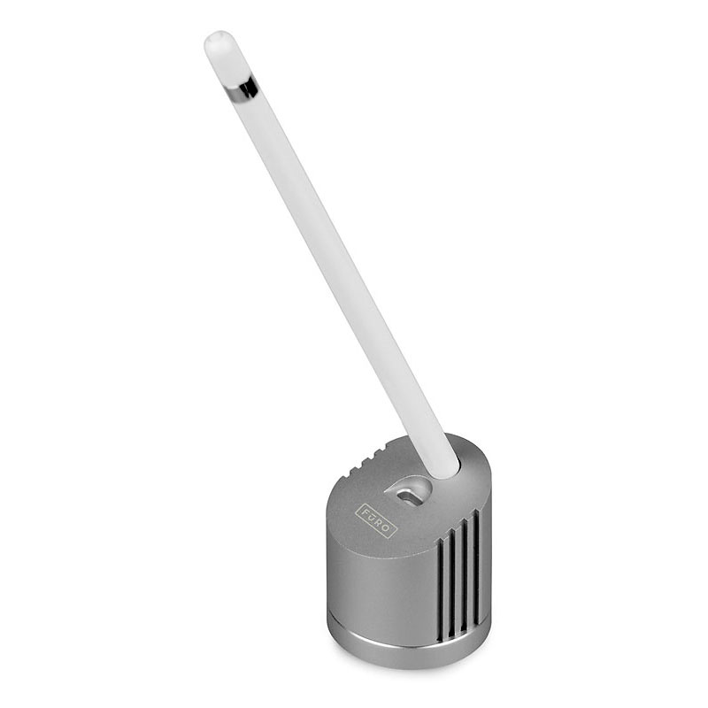 Furo Apple Pencil Charging Dock - Silver - FT8100