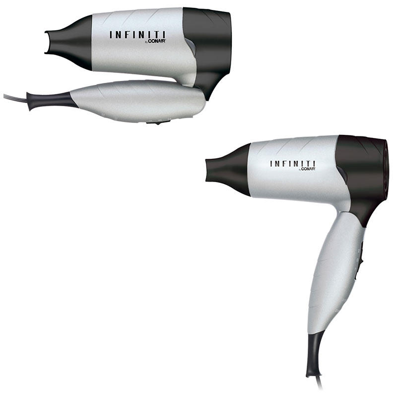 Infiniti Pro by Conair 1200 Watt Travel Dryer - INF129RC