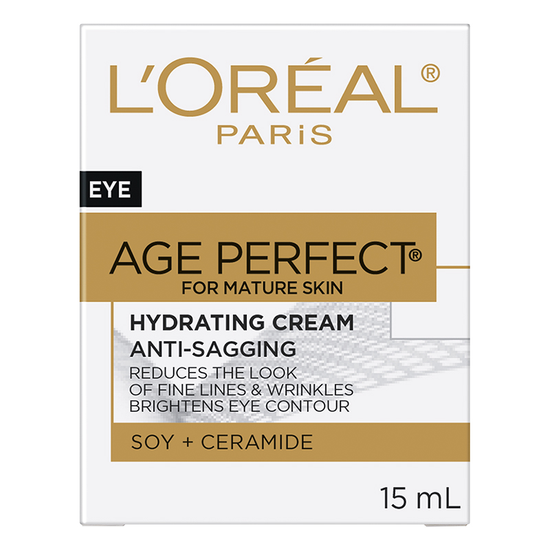 L'Oreal Age Perfect Hydrating Cream Anti-Sagging - 15ml