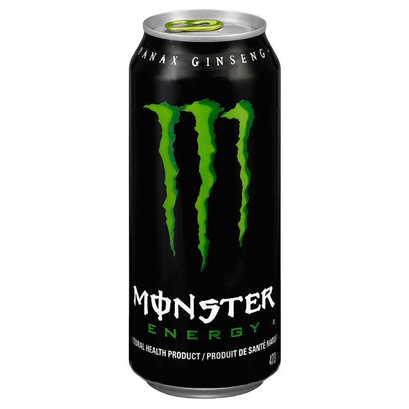 Monster Energy Drink - 473ml