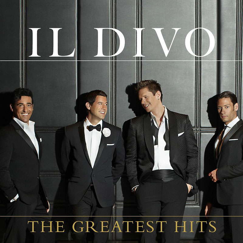 Il Divo - Greatest Hits (Deluxe Edition) - CD