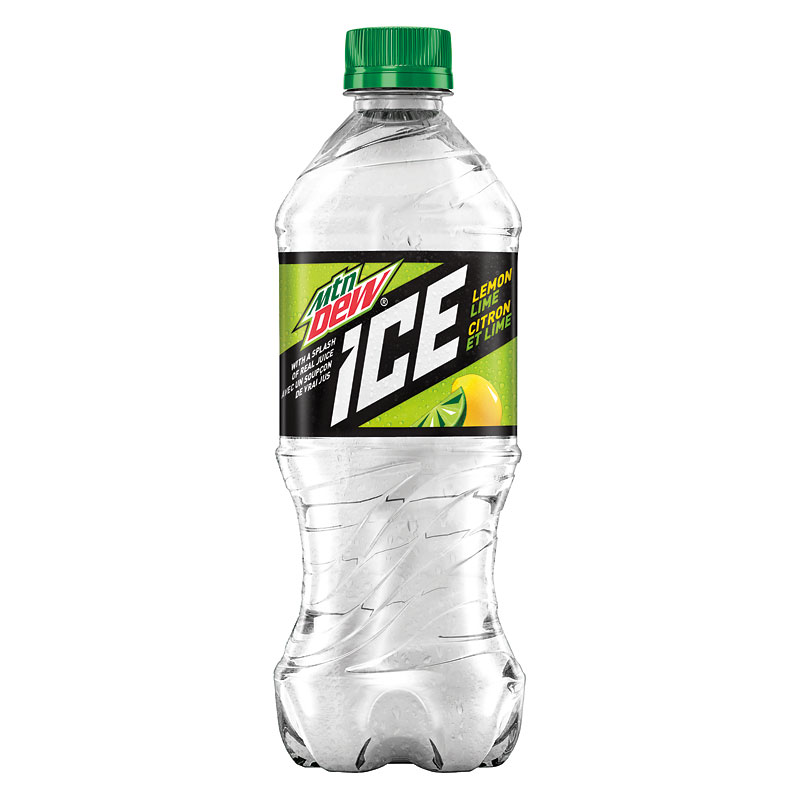 Mountain Dew Ice - Lemon Lime - 591ml