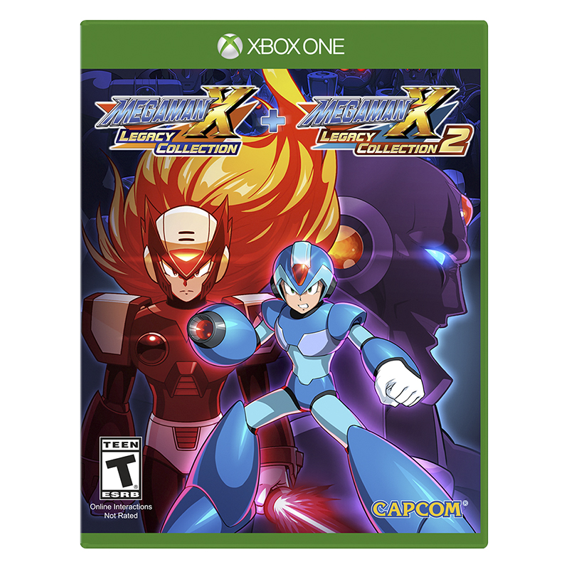 Xbox One Mega Man X Legacy Collection 1 + 2