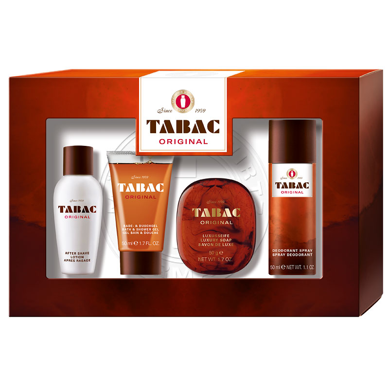 Tabac Original Holiday Gift Set