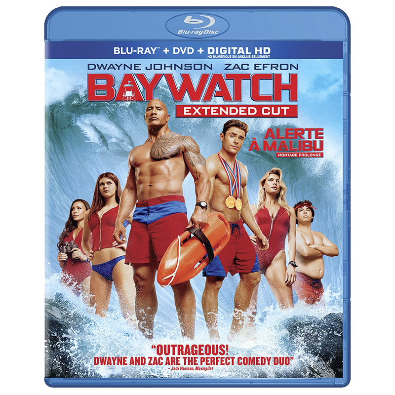 Baywatch - Blu-ray