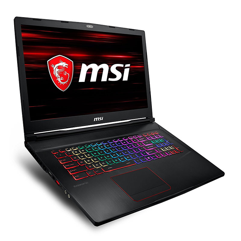 MSI Raider RGB GE73 Gaming Laptop - 17 Inch - Intel i7 - GE73 8RF-076CA