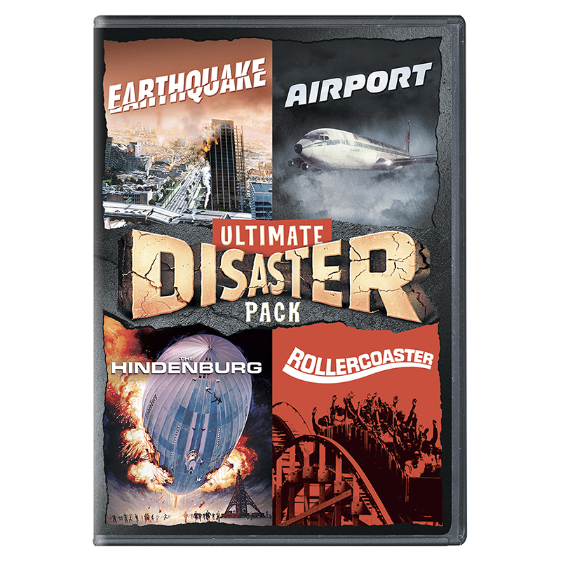 Ultimate Disaster Pack - DVD