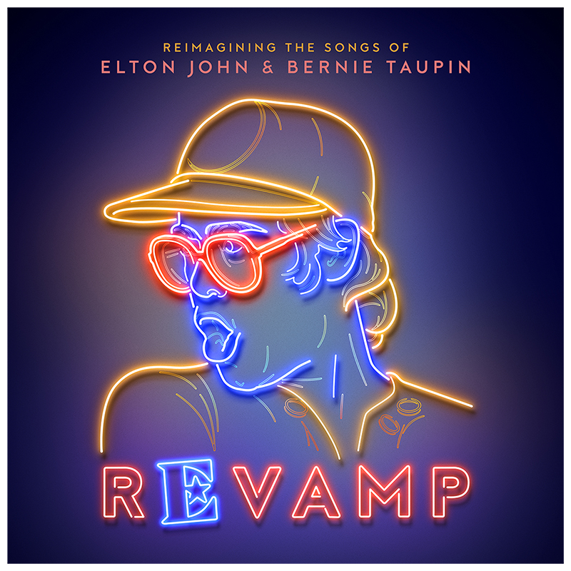 Vairious Artists - Revamp: Reimagining The Songs Of Elton John And Bernie Taupin - CD