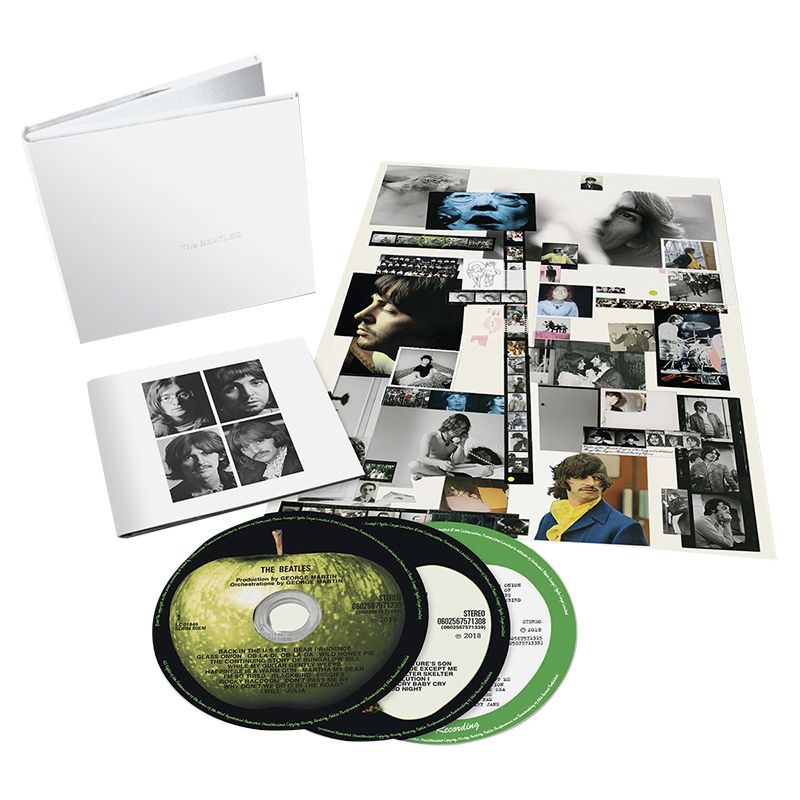 The Beatles - White Album (Deluxe Edition) - 3 CD
