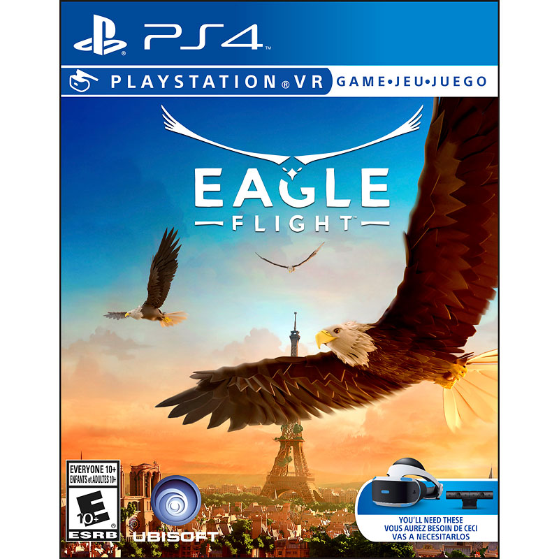 PS VR Eagle Flight