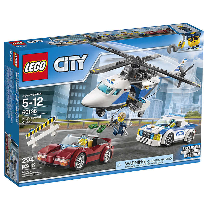 LEGO City - High-Speed Chase