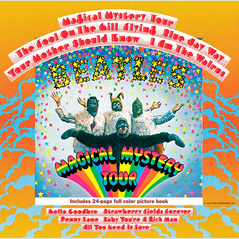 The Beatles - Magical Mystery Tour - Vinyl
