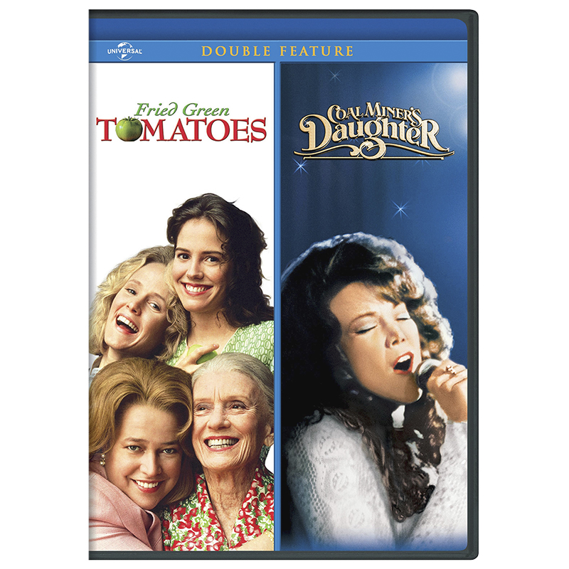 Fried Green Tomatoes and Coal Miner's Daughter - DVD