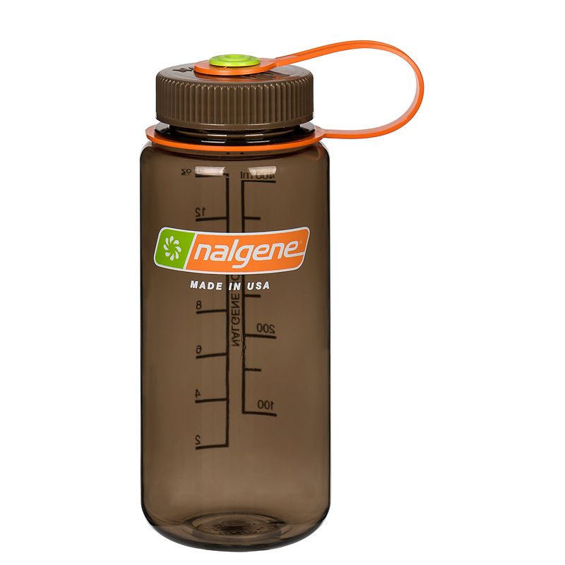Nalgene Wide Mouth Water Bottle - Woodsman - 1L