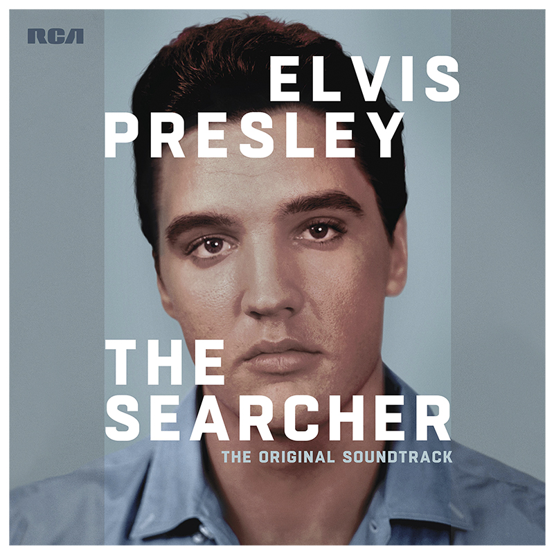 Elvis Presley - The Searcher (The Original Soundtrack) - CD