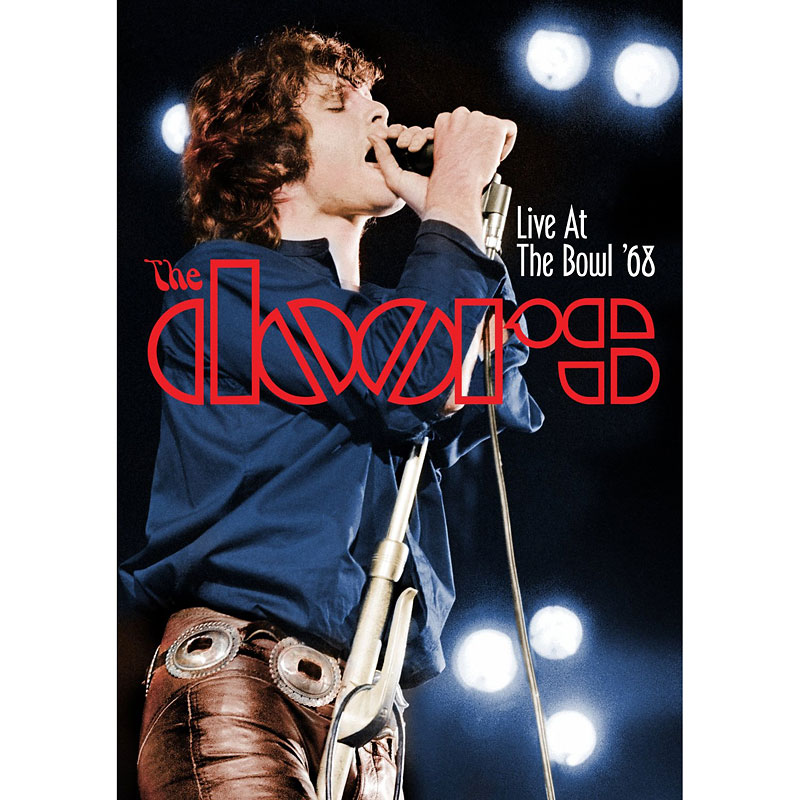 The Doors - Live at the Bowl '68 - DVD