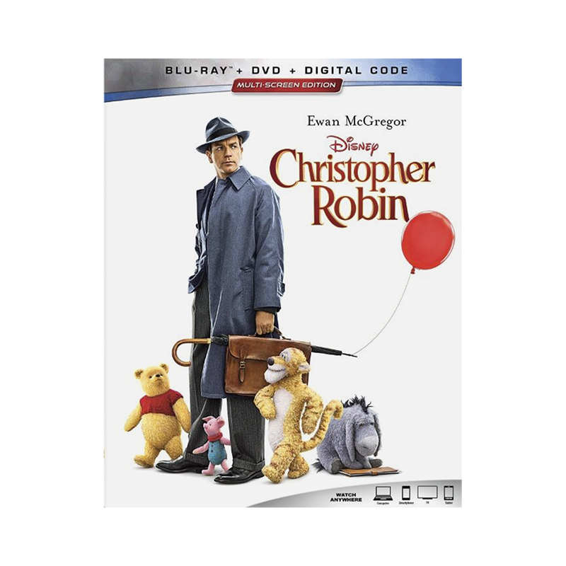 Christopher Robin - Blu-ray