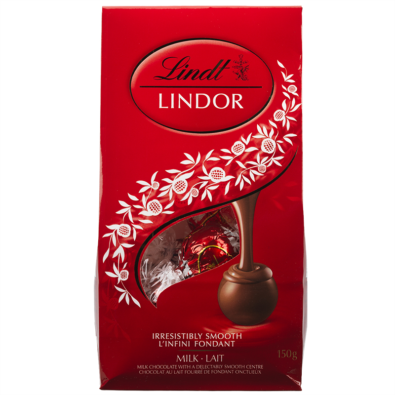 Lindt Lindor - Milk Chocolate - 150g