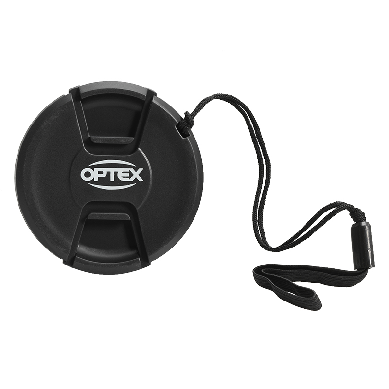 Optex Deluxe Lens Cap with Cap Keeper - 62mm - LCK62