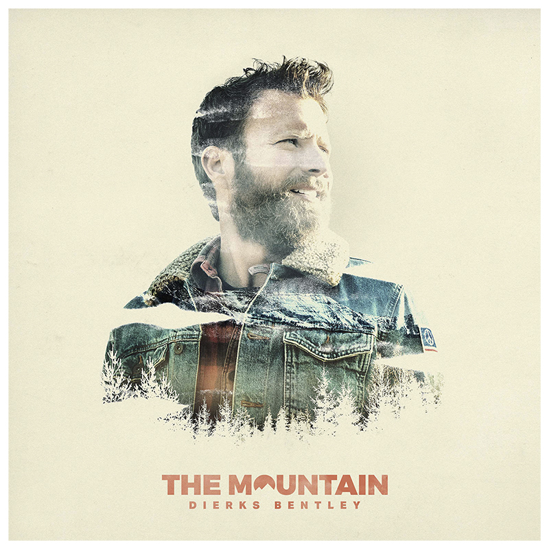 Dierks Bentley - The Mountain - CD