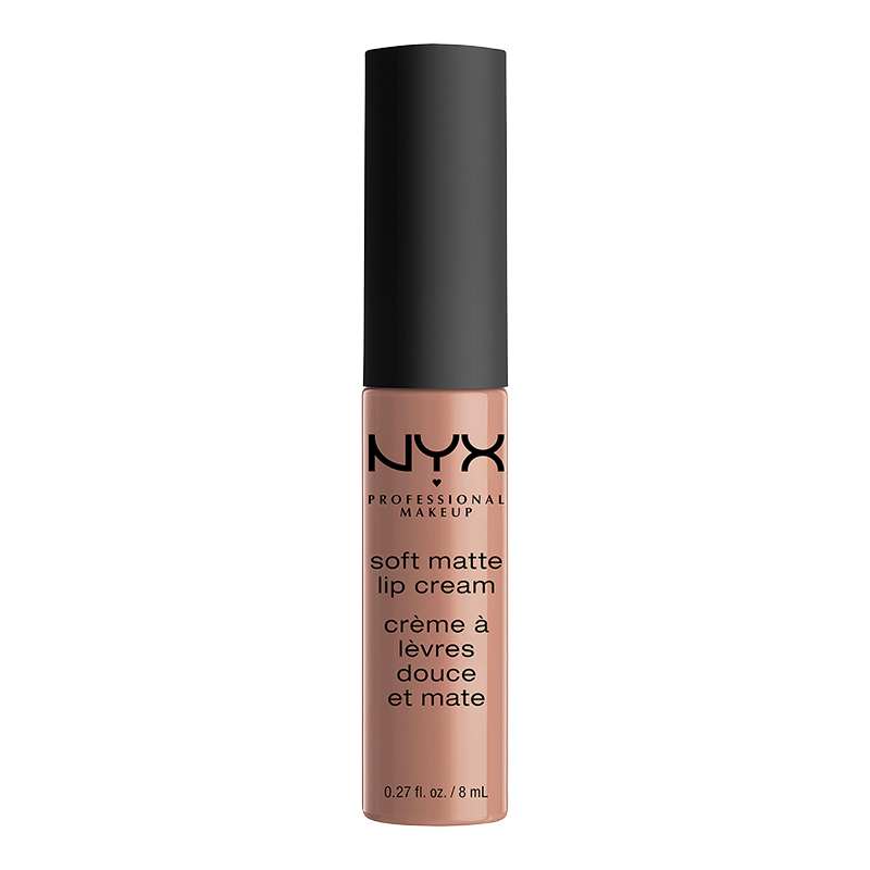 NYX Professional Makeup Soft Matte Lip Cream - Abu Dhabi