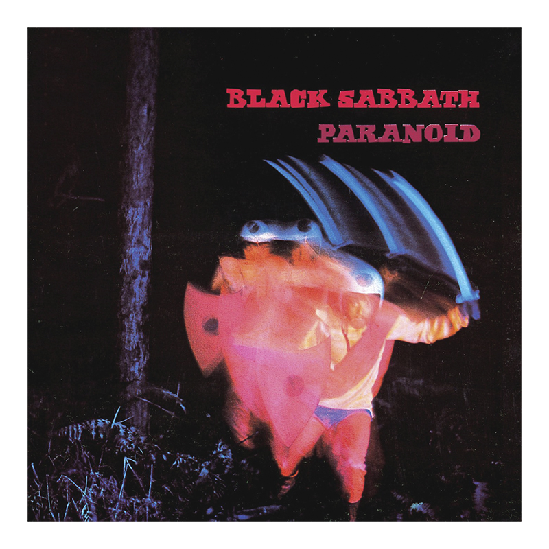 Black Sabbath - Paranoid (Limited Edition) - 180g Blue Vinyl