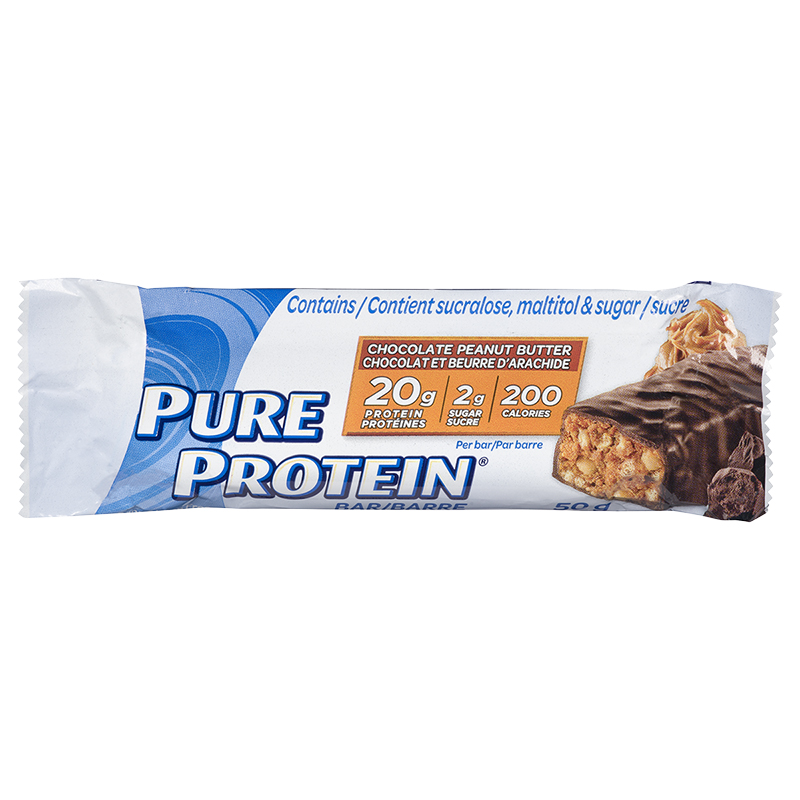 Pure Protein Bar - Chocolate Peanut Butter - 50g