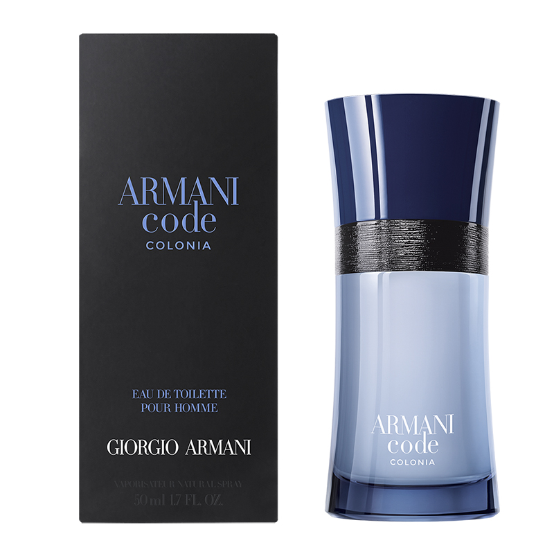 Armani Code Colonia Eau de Toilette - 50ml
