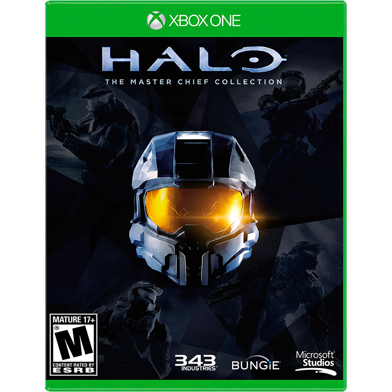 Xbox One Halo: The Master Chief Collection