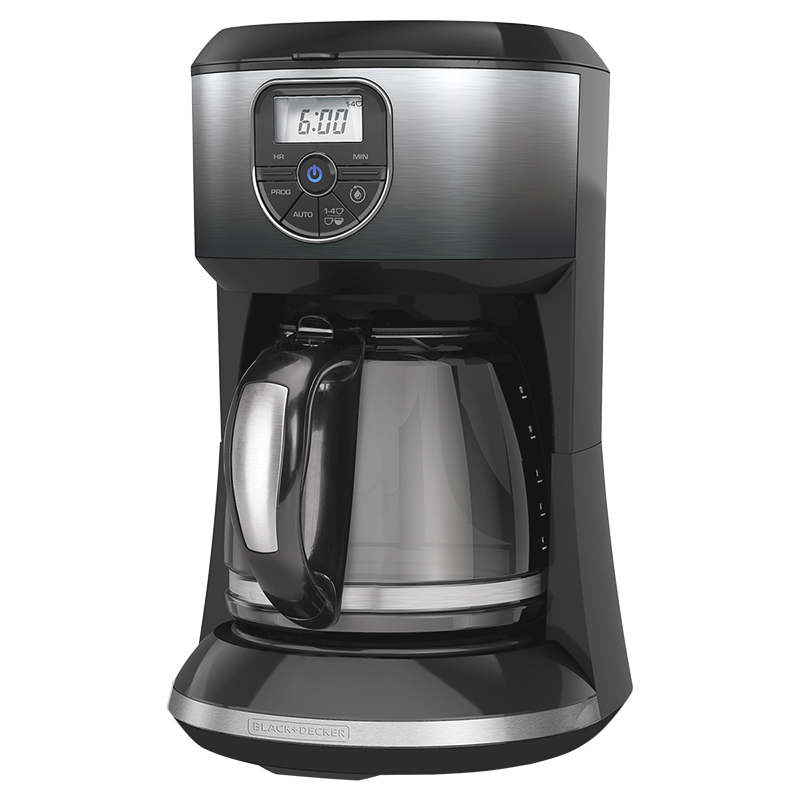 Black & Decker Ombre Coffee Maker - Black Ombre - CM4002BFC