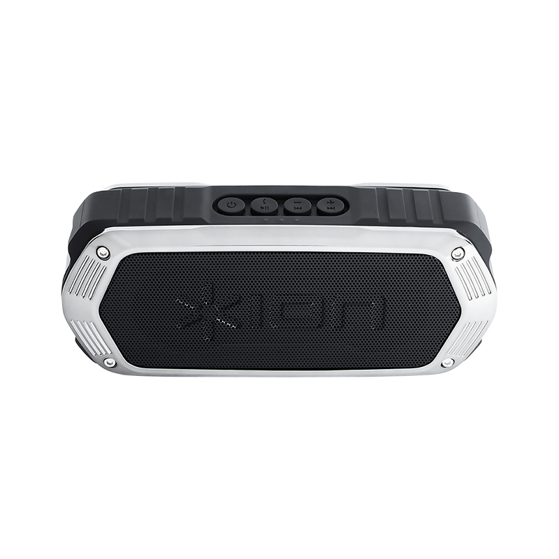 Ion Aquaboom Waterproof Portable Bluetooth Speaker - Black - ISP59