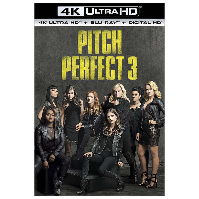 Pitch Perfect 3 - 4K UHD Blu-ray