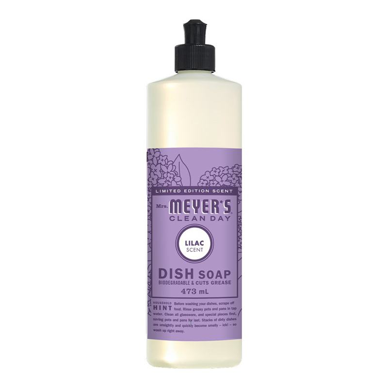 Mrs. Meyer's Dish Soap - Lilac - 473ml