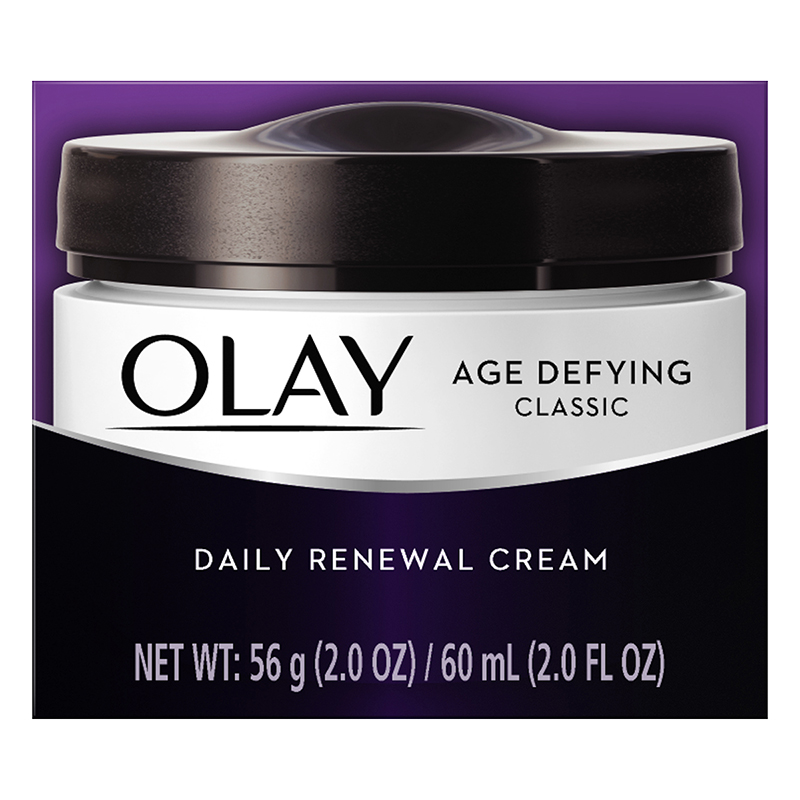 Olay Age Defying Daily Renewal Cream - 56ml