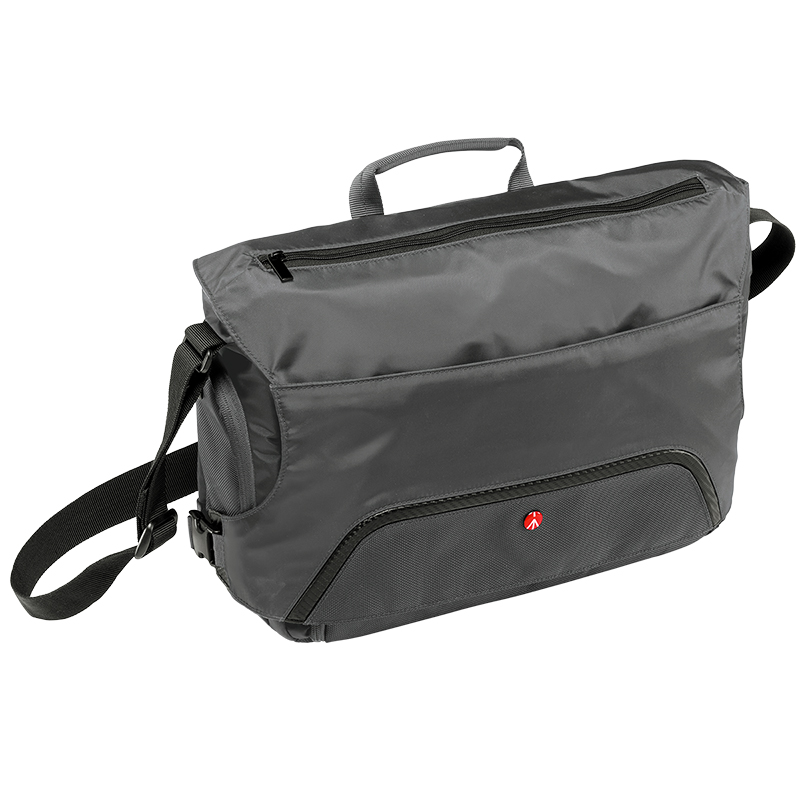 Manfrotto Advanced Befree Messenger - Grey - MA-M-GY