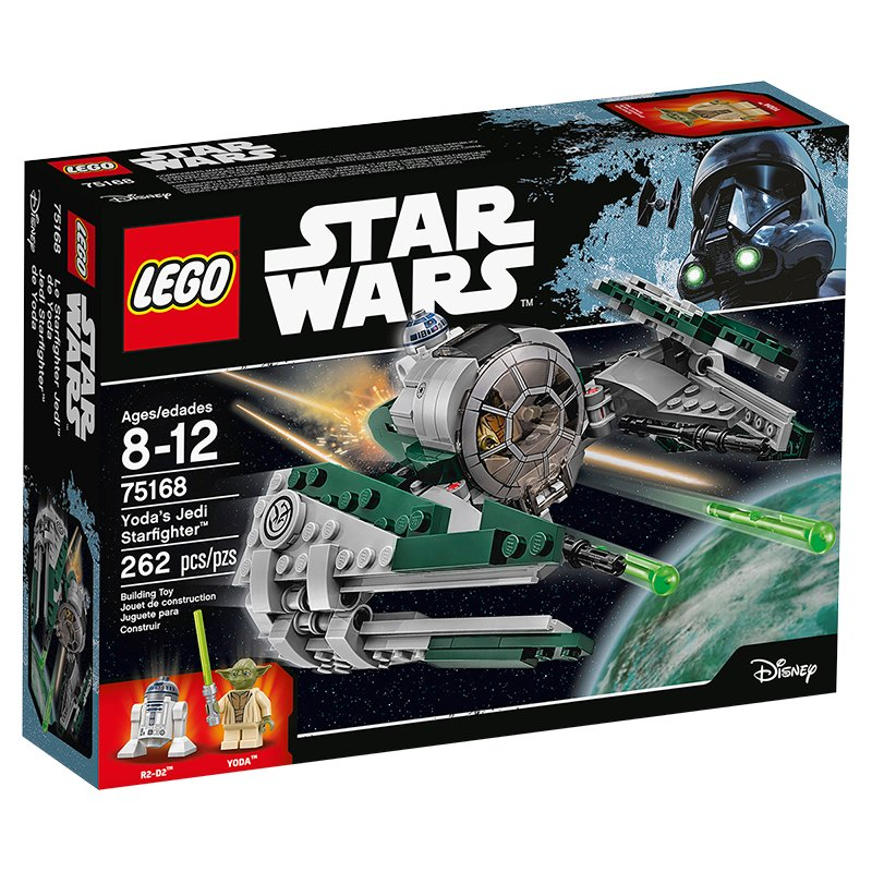 LEGO® Star Wars - Yoda's Jedi Starfighter