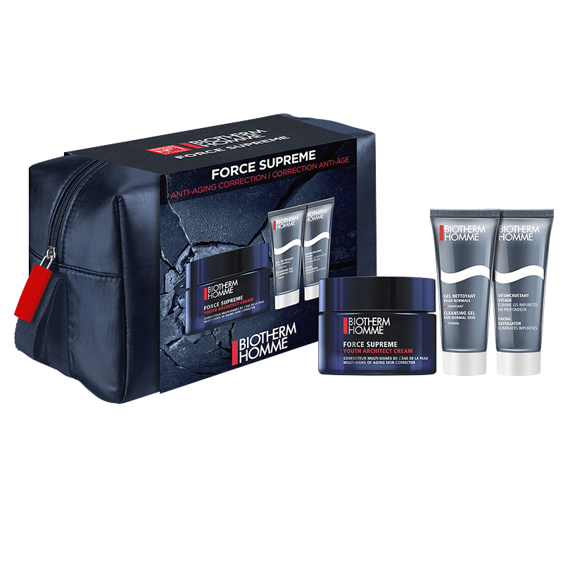 Biotherm Homme Force Supreme Set - 3 piece