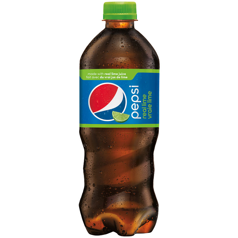 Pepsi - Real Lime - 591ml