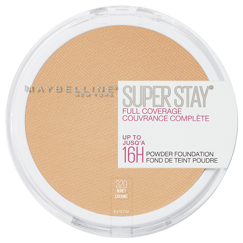 Maybelline SuperStay Full Coverage Powder Foundation - Honey