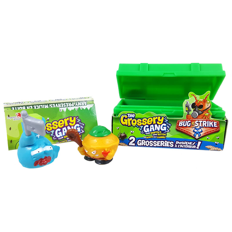 Grossery Gang Surprise S4